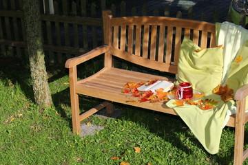 romantischer wohlfühlplatz