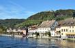 canvas print picture - Stein am Rhein, Switzerland