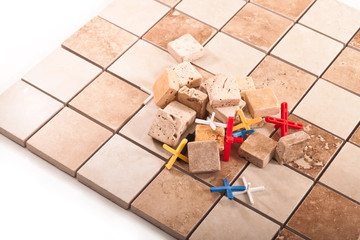 Tiles for the home
