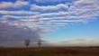 canvas print picture - Herbstliche Landschaft