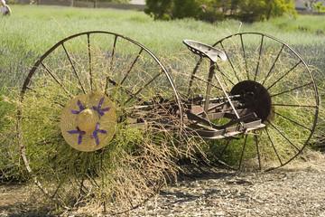 Garden Decoration Wheels