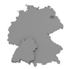 Deutschland und Baden-Württemberg