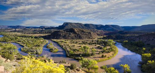 Chama River Overlook