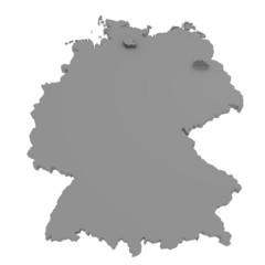 Deutschland und Hamburg