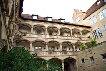 Arkadenhof - Altes Schloss - Stuttgart