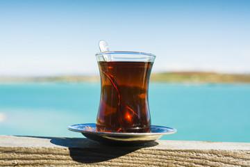 Tea and Lake