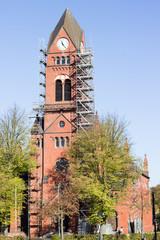Glockenturm wird renoviert