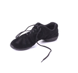 Dancing shoes isolated