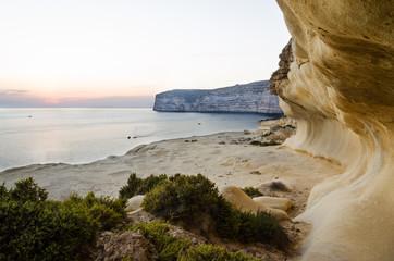 Gozo coast - Xlendi