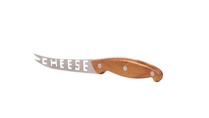 cheese knife isolated