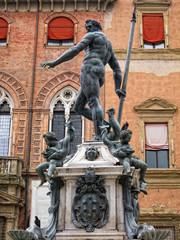 Neptuno's statue