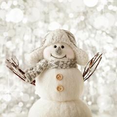 christmas snowman decoration