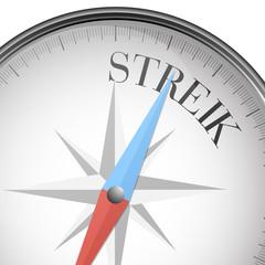 Kompass Streik