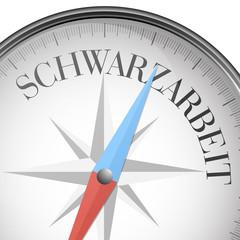 Kompass Schwarzarbeit
