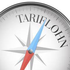 Kompass Tariflohn