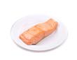 Leinwanddruck Bild - Roasted salmon