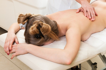 massage a women