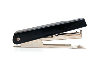 stapler isolated on white