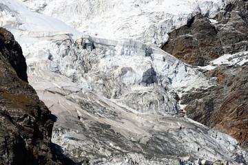 Ghiacciaio del Mont Tabel - Valle d'Aosta