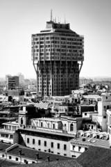 Milano torre Velasca -  Velasca tower Milan