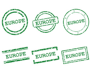 Europe Stempel