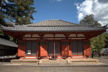 Nenbutsu-do Buddhist Temple, Nara, Japan