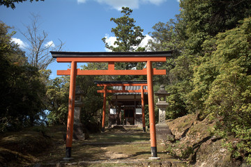 Karakuni Shrine, Nara, Japan