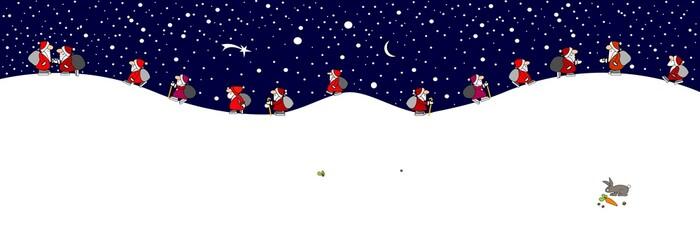 as-Weihnachtsmänner