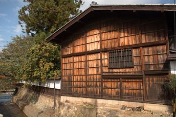 Old town, Takayama, Japan