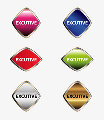 Executive Label tag