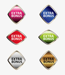 Extra bonus icon tag