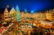 Christmas market in Frankfurt - 71800840