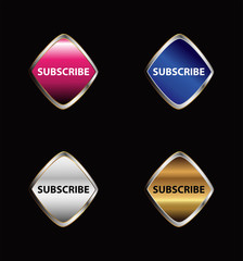 Subscribe button tag set