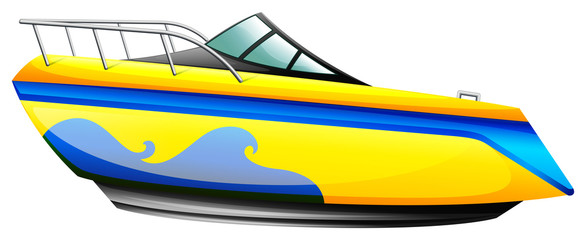 A sea vessel