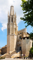 Church of Sant Feliu in Girona