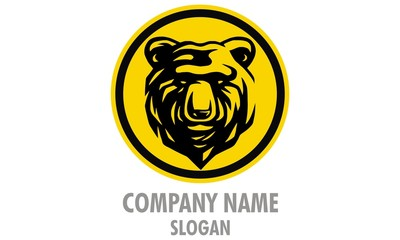 Bear Warn Logo