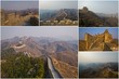Collection of The Great wall of China