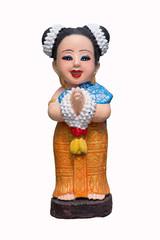 puppet Thai women