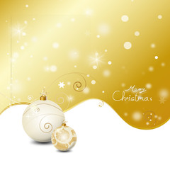 christmas bell background merry