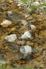 Rivière de la clarianelle,Pyrénées audoises