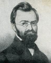 August Cieszkowski by Maksymilian Fajans