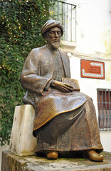 Maimónides, médico y filósofo judío, Córdoba, España
