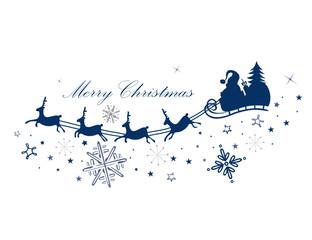 Rentiere, Weihnachten, Schnee