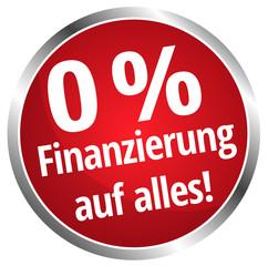 0 % Finanzierung auf alles!
