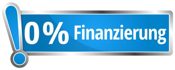 0 % Finanzierung!