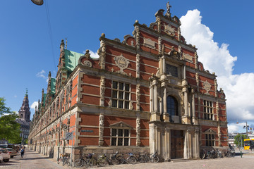 Ostseite Börsengebäude Kopenhagen
