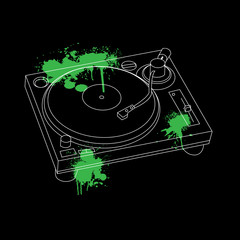 Turntable Outline Design