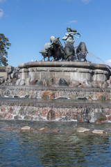 Gefion-Brunnen Kopenhagen