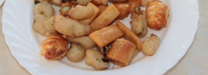Antipastini fritti