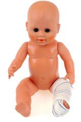 La poupée à la jambe cassée